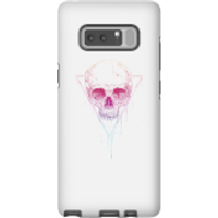 Colourful Skull Phone Case for iPhone and Android - Samsung Note 8 - Tough Case - Gloss - Colourful Gifts