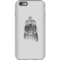 Balazs Solti Winter Tiger Phone Case for iPhone and Android - iPhone 6 Plus - Tough Case - Gloss