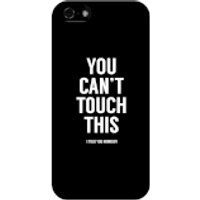Image of Balazs Solti Can't Touch This Phone Case for iPhone and Android - iPhone 5C - Snap Case - Matte