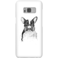 Balazs Solti Masked Bulldog Phone Case for iPhone and Android - Samsung S8 - Snap Case - Matte