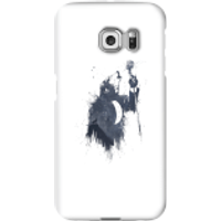 Balazs Solti Singing Wolf Phone Case for iPhone and Android - Samsung S6 Edge - Snap Case - Matte - Singing Gifts