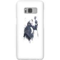 Balazs Solti Singing Wolf Phone Case for iPhone and Android - Samsung S8 - Snap Case - Matte - Singing Gifts