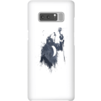 Balazs Solti Singing Wolf Phone Case for iPhone and Android - Samsung Note 8 - Snap Case - Matte - Singing Gifts