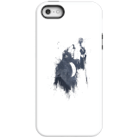 Balazs Solti Singing Wolf Phone Case for iPhone and Android - iPhone 5/5s - Tough Case - Matte - Singing Gifts