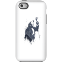 Balazs Solti Singing Wolf Phone Case for iPhone and Android - iPhone 5C - Tough Case - Matte - Singing Gifts
