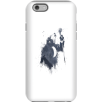 Balazs Solti Singing Wolf Phone Case for iPhone and Android - iPhone 6 - Tough Case - Matte - Singing Gifts