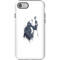 Balazs Solti Singing Wolf Phone Case for iPhone and Android - iPhone 7 - Tough Case - Matte - Singing Gifts