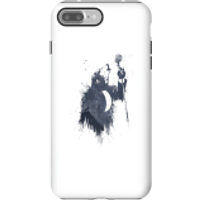 Balazs Solti Singing Wolf Phone Case for iPhone and Android - iPhone 7 Plus - Tough Case - Matte - Singing Gifts