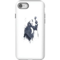 Balazs Solti Singing Wolf Phone Case for iPhone and Android - iPhone 8 - Tough Case - Matte - Singing Gifts