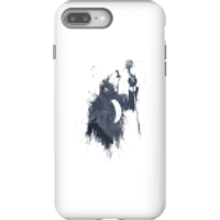 Balazs Solti Singing Wolf Phone Case for iPhone and Android - iPhone 8 Plus - Tough Case - Matte - Singing Gifts