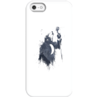 Balazs Solti Singing Wolf Phone Case for iPhone and Android - iPhone 5/5s - Snap Case - Gloss - Singing Gifts