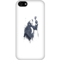Balazs Solti Singing Wolf Phone Case for iPhone and Android - iPhone 5C - Snap Case - Gloss - Singing Gifts