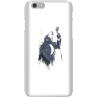 Balazs Solti Singing Wolf Phone Case for iPhone and Android - iPhone 6 - Snap Case - Gloss - Singing Gifts