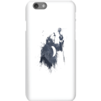 Balazs Solti Singing Wolf Phone Case for iPhone and Android - iPhone 6S - Snap Case - Gloss - Singing Gifts