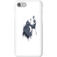 Balazs Solti Singing Wolf Phone Case for iPhone and Android - iPhone 7 - Snap Case - Gloss - Singing Gifts