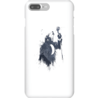 Balazs Solti Singing Wolf Phone Case for iPhone and Android - iPhone 7 Plus - Snap Case - Gloss - Singing Gifts