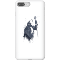 Balazs Solti Singing Wolf Phone Case for iPhone and Android - iPhone 8 Plus - Snap Case - Gloss - Singing Gifts