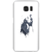 Balazs Solti Singing Wolf Phone Case for iPhone and Android - Samsung S6 - Snap Case - Gloss