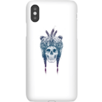 Balazs Solti Bear Head Phone Case for iPhone and Android - Samsung S10