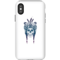 Balazs Solti Bear Head Phone Case for iPhone and Android - iPhone X - Tough Case - Gloss