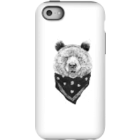 Balazs Solti Bandana Panda Phone Case for iPhone and Android - iPhone 5C - Tough Case - Gloss