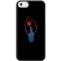 Balazs Solti NYC Moon Phone Case for iPhone and Android - iPhone 5/5s - Snap Case - Gloss - Moon Gifts