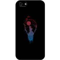 Balazs Solti NYC Moon Phone Case for iPhone and Android - iPhone 5C - Snap Case - Gloss - Moon Gifts