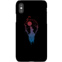 Balazs Solti NYC Moon Phone Case for iPhone and Android - iPhone X - Snap Case - Gloss - Moon Gifts