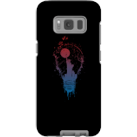 Balazs Solti NYC Moon Phone Case for iPhone and Android - Samsung S8 - Tough Case - Gloss - Moon Gifts
