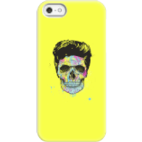 Colourful Skull Phone Case for iPhone and Android - iPhone 5/5s - Snap Case - Matte - Colourful Gifts
