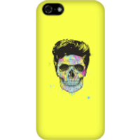Colourful Skull Phone Case for iPhone and Android - iPhone 5C - Snap Case - Matte - Colourful Gifts