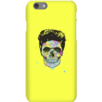 Colourful Skull Phone Case for iPhone and Android - iPhone 6S - Snap Case - Matte - Colourful Gifts