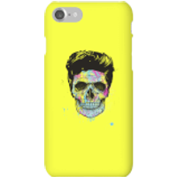 Colourful Skull Phone Case for iPhone and Android - iPhone 7 - Snap Case - Matte - Colourful Gifts