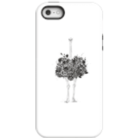 Balazs Solti Ostrich Phone Case for iPhone and Android - iPhone 5/5s - Tough Case - Matte