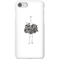Balazs Solti Ostrich Phone Case for iPhone and Android - iPhone 8 - Snap Case - Gloss