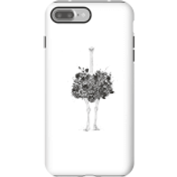 Balazs Solti Ostrich Phone Case for iPhone and Android - iPhone 7 Plus - Tough Case - Gloss