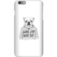 Image of Balazs Solti Same Shit Every Day Phone Case for iPhone and Android - iPhone 6 Plus - Snap Case - Gloss