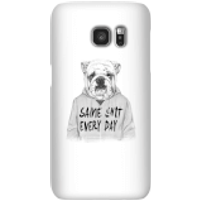 Balazs Solti Same Shit Every Day Phone Case for iPhone and Android - Samsung S7 - Snap Case - Gloss