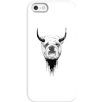 Balazs Solti English Bulldog Phone Case for iPhone and Android - iPhone 5/5s - Snap Case - Matte - English Gifts