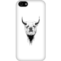Balazs Solti English Bulldog Phone Case for iPhone and Android - iPhone 5C - Snap Case - Matte - English Gifts