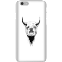 Balazs Solti English Bulldog Phone Case for iPhone and Android - iPhone 6 - Snap Case - Matte - English Gifts