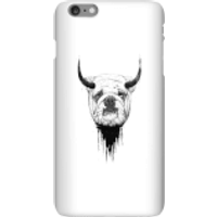 Balazs Solti English Bulldog Phone Case for iPhone and Android - iPhone 6 Plus - Snap Case - Matte - English Gifts