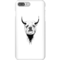 Balazs Solti English Bulldog Phone Case for iPhone and Android - iPhone 7 Plus - Snap Case - Matte - English Gifts