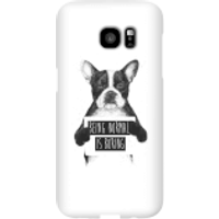 Balazs Solti Being Normal Is Boring Phone Case for iPhone and Android - Samsung S7 Edge - Snap Case