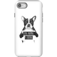 Balazs Solti Being Normal Is Boring Phone Case for iPhone and Android - iPhone 8 - Tough Case - Matt