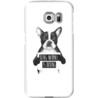 Balazs Solti Being Normal Is Boring Phone Case for iPhone and Android - Samsung S6 Edge Plus - Snap