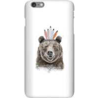 Balazs Solti Native Bear Phone Case for iPhone and Android - iPhone 6 Plus - Snap Case - Gloss