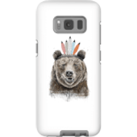 Image of Balazs Solti Native Bear Phone Case for iPhone and Android - Samsung S8 - Tough Case - Gloss