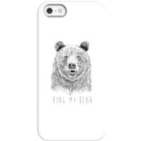 Balazs Solti Ring My Bear Phone Case for iPhone and Android - iPhone 5/5s - Snap Case - Gloss - Ring Gifts