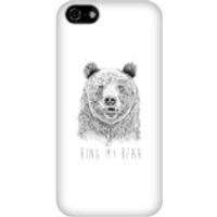 Balazs Solti Ring My Bear Phone Case for iPhone and Android - iPhone 5C - Snap Case - Gloss - Ring Gifts